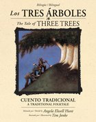 Los Tres Arboles (Tale Of Three Trees) Hardback
