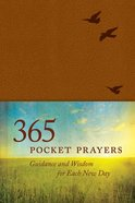365 Pocket Prayers Flexi Back
