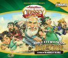 The Bible Eyewitness: Hall of Faith (Adventures In Odyssey Audio Series) CD