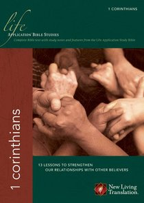 1 Corinthians (Life Application Bible Study Series)
