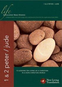 1 & 2 Peter & Jude (Life Application Bible Study Series)