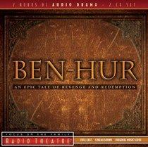 Radio Theatre: Ben Hur (2 Cds)