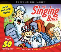 Singing Bible, the 4cds (Over 50 Sing-along Songs)