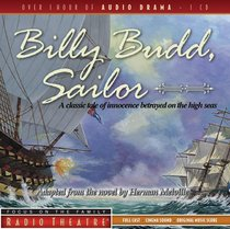 Radio Theatre: Billy Budd Sailor (1 Cd)