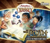 The Truth Chronicles (4 CDS) (Adventures In Odyssey Audio Series)