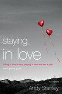 Staying in Love Participant's Guide Paperback