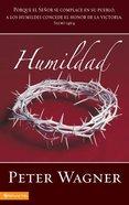 Humildad (Humility) Hardback