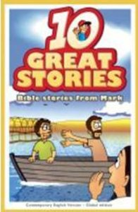 Bible Stories From Mark (10 Great Stories Series)