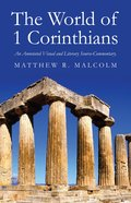 The World of 1 Corinthians Paperback