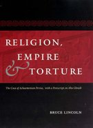 Religion, Empire, and Torture Hardback