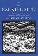 Ezekiel 21-37 (Anchor Yale Bible Commentaries Series) Paperback