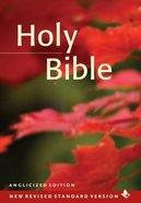 NRSV Cambridge Popular Text Anglicised Edition Red Hardback