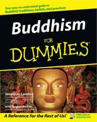 Buddhism For Dummies Paperback