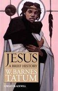 Jesus: A Brief History Paperback