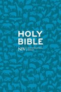 NIV Pocket Bible Blue Paperback
