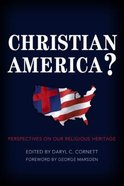 Christian America? Paperback