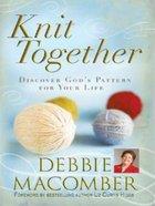 Knit Together (Large Print) Paperback