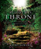 Before His Throne Paperback