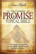 The Complete Promise Topical Bible Hardback