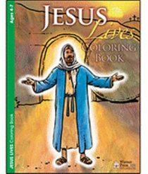 Jesus Lives (Ages 4-7, Reproducible) (Warner Press Colouring & Activity Books Series)