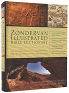 Zibd: Zondervan Illustrated Bible Dictionary (2010 Moises Silva) Hardback