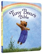 Tiny Bear's Bible Blue Board Book