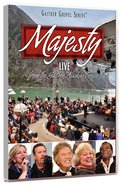 Majesty - Live From the Gaither Alaskan Cruise (Gaither Gospel Series) DVD
