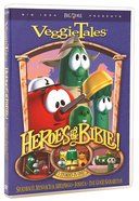 Stand Up, Stand Tall, Stand Strong. (#02 in Veggie Tales Heroes Of The Bible Series) DVD