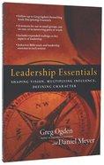 Leadership Essentials Paperback