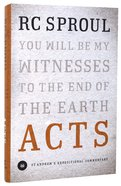 Acts (St Andrew's Expositional Commentary Series) Hardback