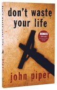 Don't Waste Your Life (Gift Edition With Dvd) Paperback