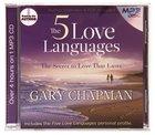 Five Love Languages, the (Unabridged) (Mp3) CD