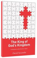 The King of God's Kingdom
