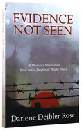 Evidence Not Seen (New Edition) Paperback