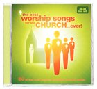 Best Worship Songs For the Church Ever Triple CD Pack CD
