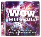 Wow Hits 2012 CD