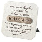 Plaque: Journey (Polyresin)