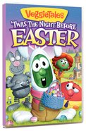 Veggie Tales #41: Twas the Night Before Easter (#041 in Veggie Tales Visual Series (Veggietales))