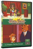 Series 2 #03 (Episodes 19,20) (#2.3 in Paws & Tales Series) DVD