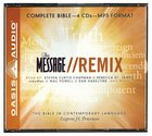 Message//Remix Complete Bible on MP3 (4 Cd Set) CD