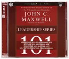 Leadership Series 101 (Unabridged MP3) (8 Books In 1) CD
