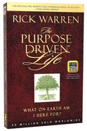 The Purpose Driven Life (Qr Code Enhanced Edition) (The Purpose Driven Life Series) Paperback