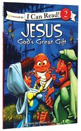 Jesus - God's Great Gift (I Can Read!2/biblical Values Series) Paperback