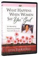 What Happens When Women Say Yes to God (Dvd) DVD