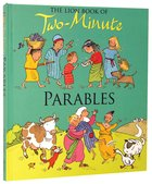 Lion Book of Two-Minute Parables Hardback