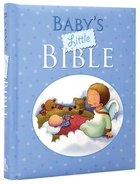 Baby's Little Bible (Blue) Hardback
