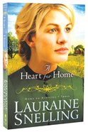 A Heart For Home (#03 in Home To Blessing Series) Paperback