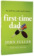 First Time Dad Paperback