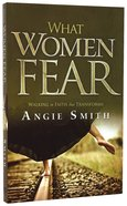 What Women Fear Paperback