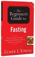 Beginners Guide to Fasting Paperback